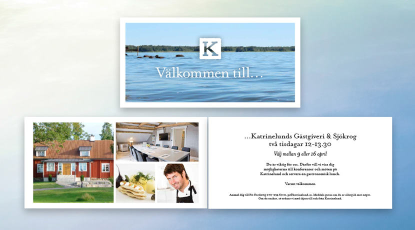 Katrinelund inbjudan