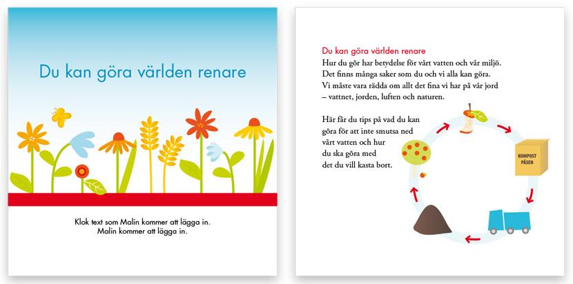 Örebro kommun broschyr
